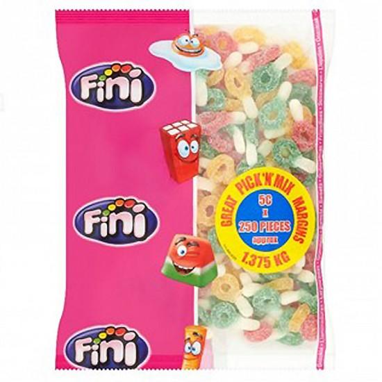 Fini Fizzy Dummies: 250-Piece Bag
