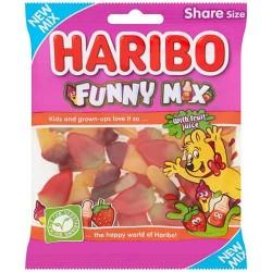 Haribo Funny Mix 12 x 140g
