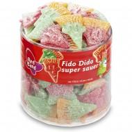 Red Band Super Sour Fido Dido: 100-Piece Tub