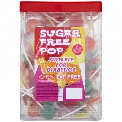 Caffreys Sugarfree Pop 200 Pieces