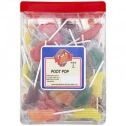 Candy Corner Foot Pop 125 Pieces