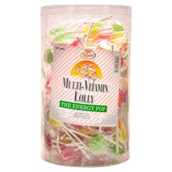 Multi Vit Pops: 200-Piece Tub