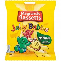 Bassetts Jelly Babies 12 x 130g
