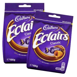 Cadbury Eclairs 7 x 166g