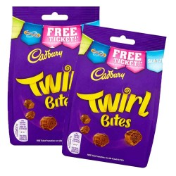 Cadbury Twirl Bites 10 x 109g