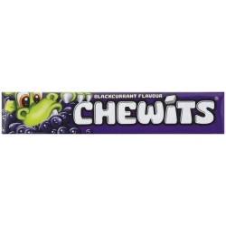 Chewits Blackcurrant 40 x 30g