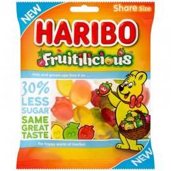 Haribo Fruitilicious 12 x 120g