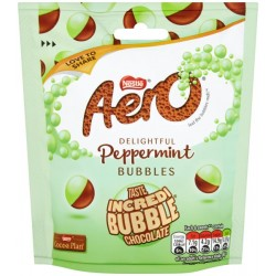 Nestle Aero Mint Bubbles 8 X 102g