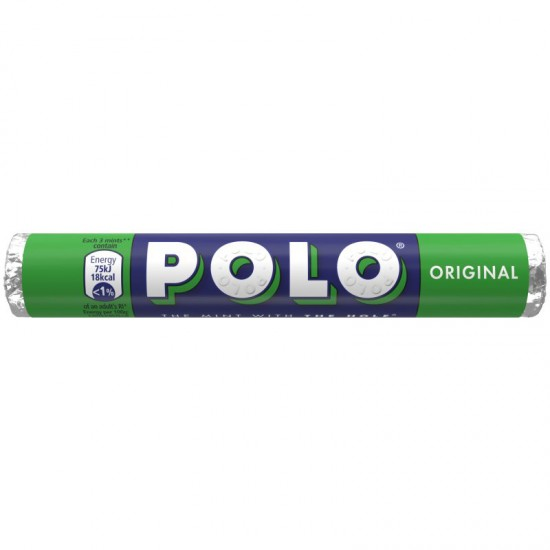 Polo Mints Original 32 x 34g
