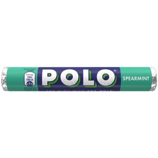 Polo Mints Spearmint 32 x 33g