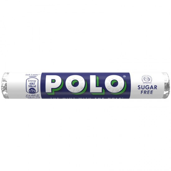 Polo Mints Sugarfree 32 x 33g