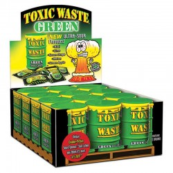 Toxic Waste Green 12 x 42g