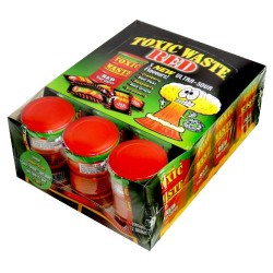 Toxic Waste Red 12 x 42g