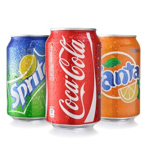 Soft Drinks & Beverages