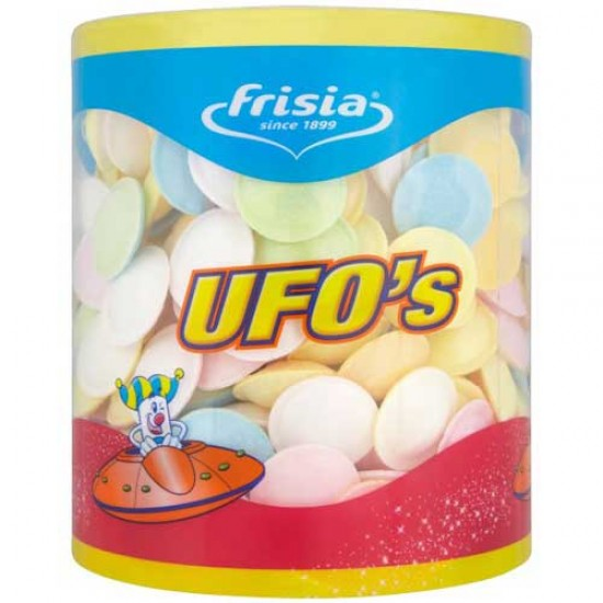 Flying Saucer Sweets 300 Pieces