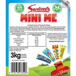 Swizzels Mini Me Sweets 3kg