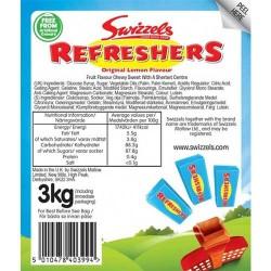 Refresher Sweets 3kg Bag