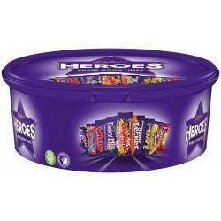 Cadbury Heroes Tub 660g