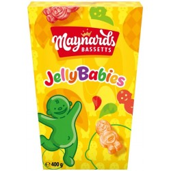 Bassets Jelly Babies 400g