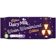 Cadbury Winter Wonderland Bar 100g