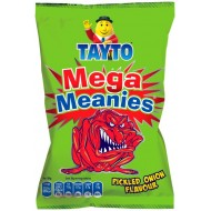 Meanies Pickled Onion 48 x 30g