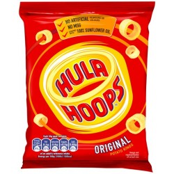 Hula Hoops Original: 48-Piece Box
