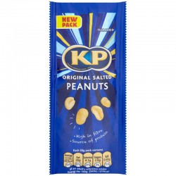 KP Original Salted Nuts 16 x 50g