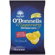 O'Donnell's Salt & Vinegar Crisps 24 x 50g