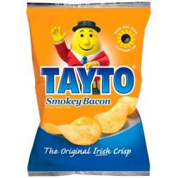Tayto Smokey Bacon Crisps 50 x 45g