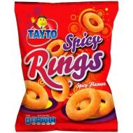 Tayto Spicy Rings 24 x 45g