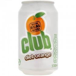 Club Diet Orange 24 x 330ml