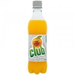 Club Diet Orange Contour 24 x 500ml