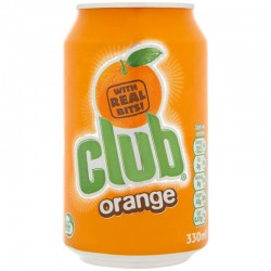Club Orange 24 x 330ml