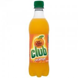 Club Orange Contour 24 x 500ml