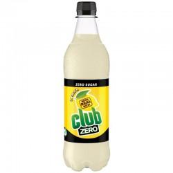 Club Zero Lemon Contour 24 x 500ml