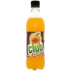 Club Zero Orange Contour 24 x 500ml