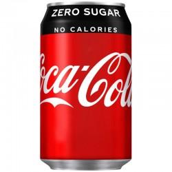 Coca Cola Zero 24 x 330ml