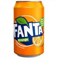 Fanta Orange 24 x 330ml