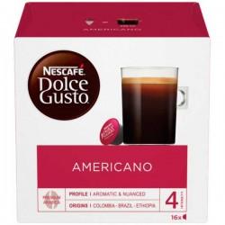 Nescafe Dolce Gusto Americano 3 x 16 Pack