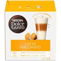 Nescafe Dolce Gusto Latte Macchiato 3 x 16 Pack
