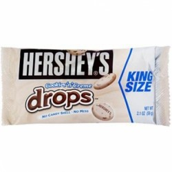 Hershey's Cookie & Creme Drops 59.5g