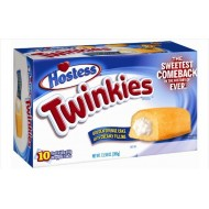 Hostess Twinkies: 10-Piece Box