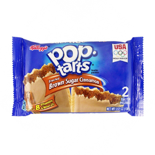 Pop Tarts Frosted Brown Sugar Cinnamon 100g - Planet Candy