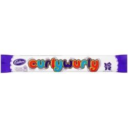 Cadbury Curly Wurly 48 x 25g