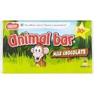 Animal Bars: 60-Piece Box