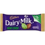 Cadbury Dairy Milk Mint Crisp: 48-Piece Box