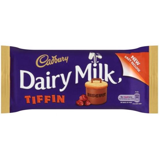 Cadbury Dairy Milk Tiffin: 48-Piece Box