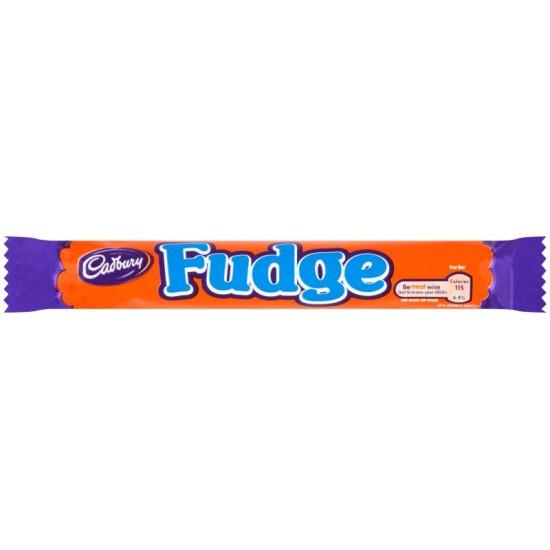Cadbury Fudge: 60-Piece Box