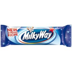 Milky Way Bar: 56-Piece Box