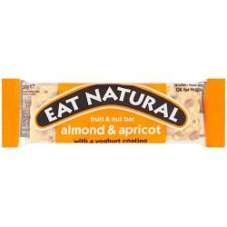Eat Natural Almond Apricot Yogurt Bar: 12-Piece Box